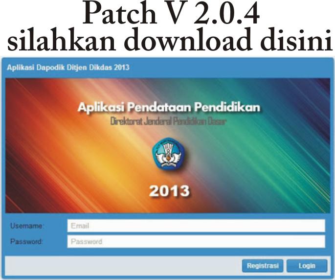 Download Patch Dapodik 2 0 4