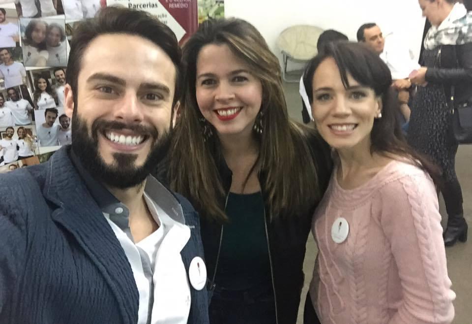 Raphael Montagner, Dra.Cynthia Bedeschi, Danielle