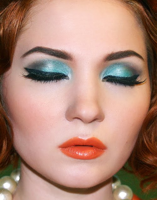 Make Looks Collection Prom Makeup