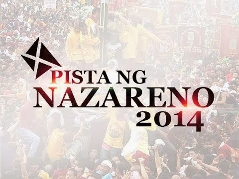 Watch Pista ng Nazareno 2014 Livestream video