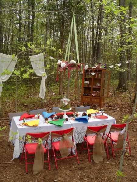 C mo decorar la mesa para una fiesta fiestas y todo eventos - Como decorar una mesa para una fiesta ...
