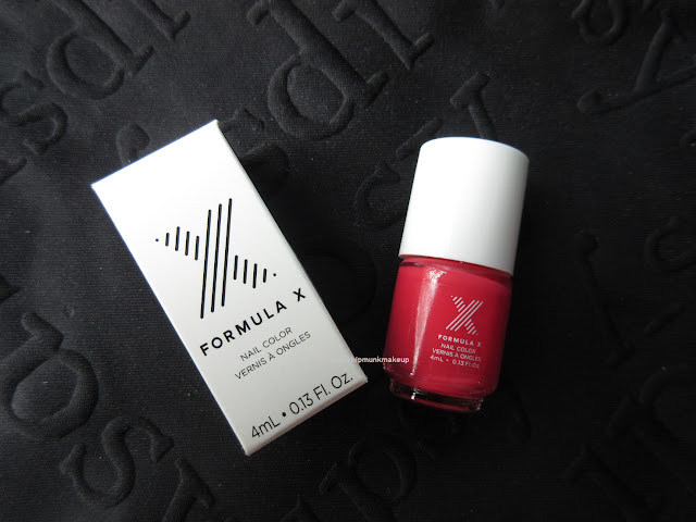 Formula X by Sephora Nail Color in Power Source June 2015 Ipsy Bag