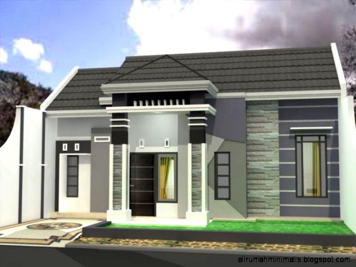 Model Rumah Minimalis Modern   Gambar Desain Rumah Modern Terbaru