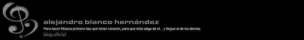 Alejandro Blanco Hernández