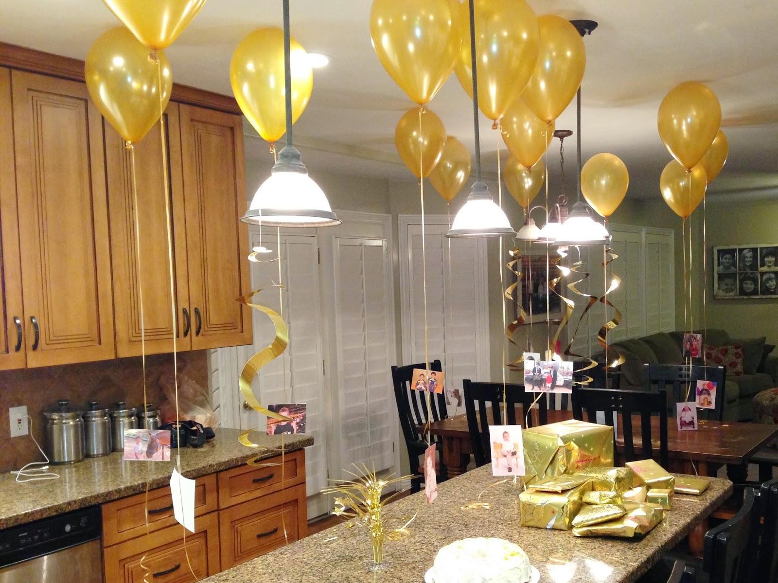 Ryans Golden 15th Birthday