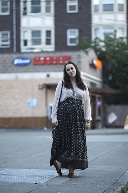 Elena Wenderoth Suspiria Vintage Seattle Street Style Fashion It's My Darlin'
