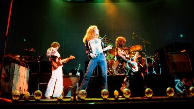 Hear an Unreleased Early Mix of Led Zeppelin's 'Houses of the Holy'