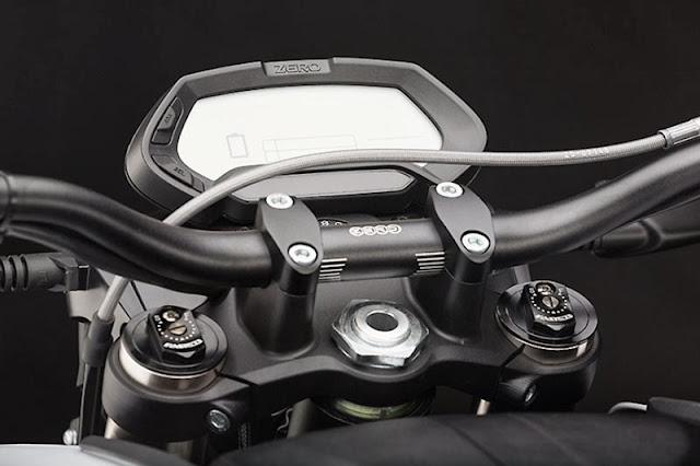 Foto Motor Listrik Zero DS 2014 (Specs Lengkap dan Harga)