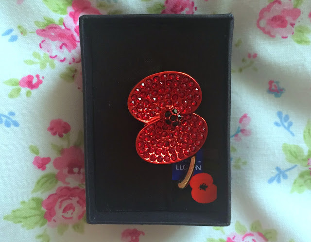 Buckley London Jewellery, The Royal British Legion