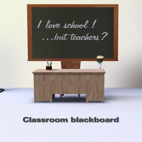 Blackboard Innovative Classroom ~ Simming in magnificent style classroom blackboard