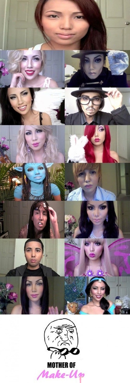 Mother Of Make-Up