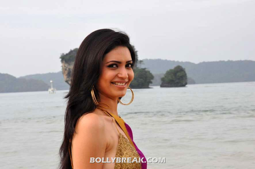 Karishma Tanna swimsuit pic - (4) -  Karishma Tanna Bikini Pics - Hot Photo Gallery