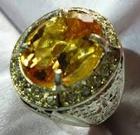 jual batu citrine