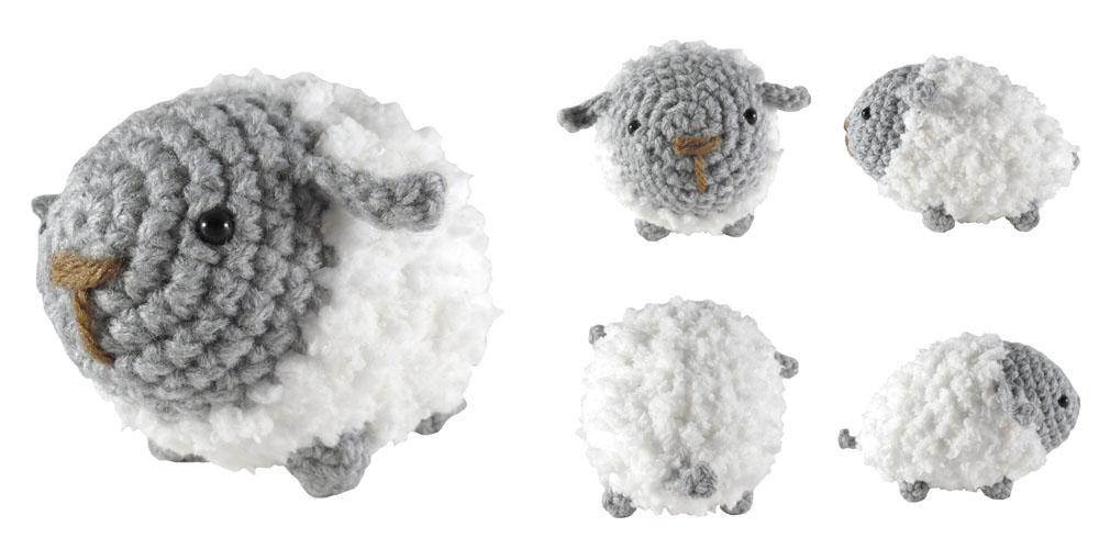 I Crochet Things Free Pattern Fluffy Sheep Amigurumi
