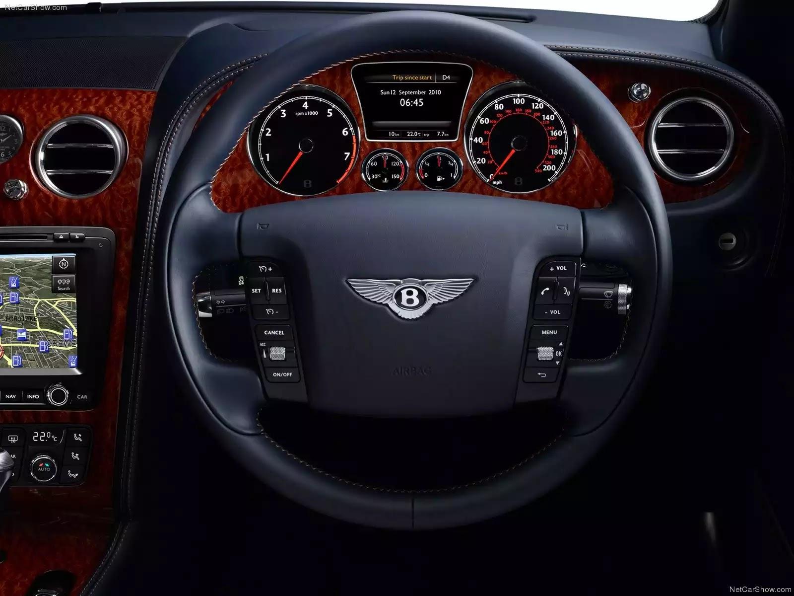 Hình ảnh xe ô tô Bentley Continental Flying Spur Series 51 2012 & nội ngoại thất