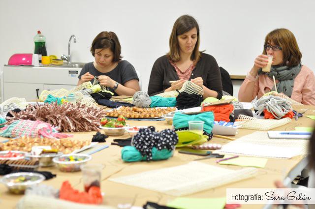 Participantes club handmade donostia