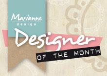 ik ben super blij dat ik designer van de maand mag zijn!