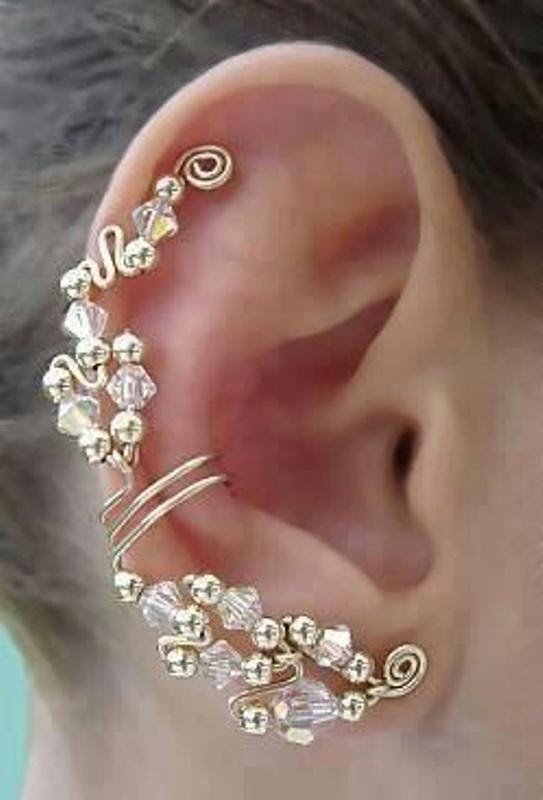 Earrings A Fashion Statement of The Ages