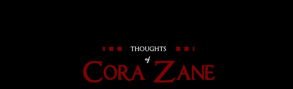 Cora Zane Writes