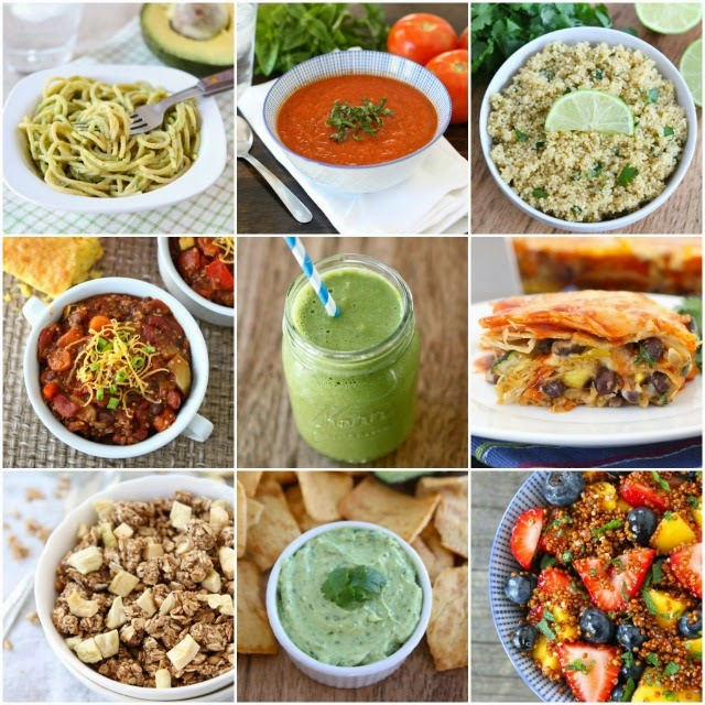 Healthy Recipes for a Healthy Living