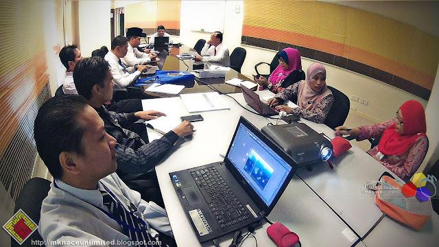 Mesyuarat Penyelarasan Audit EKSA JPN Johor Bil.2/2015