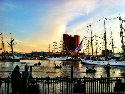 OpSail Baltimore 2012