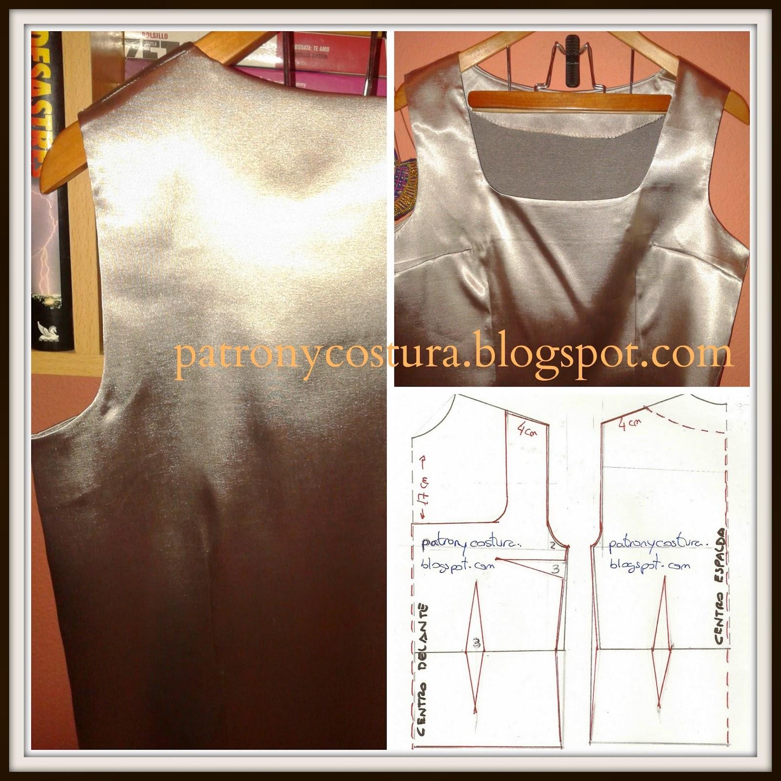 Выкройка блузки (75 фото) 80