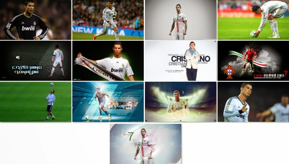 Download Full HD Cristiano Ronaldo wallpapers