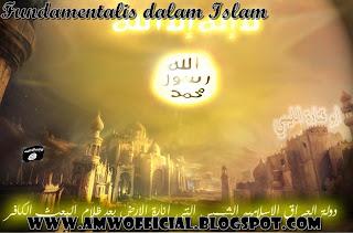 FUNDAMENTALIS DALAM ISLAM