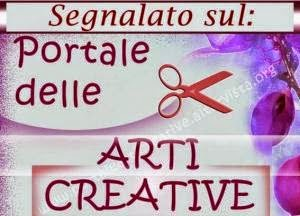 ... e anche sul Portale delle Arti Creative