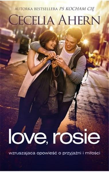 """""""Love, Rosie"""" – Cecelia Ahern"""