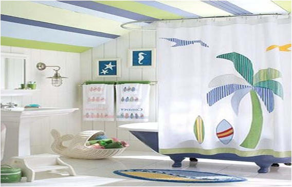 Bathroom Ideas For Young Boys  I Love This Bathroom It Can Be For A Boy Or  A Girl,also Can Be For A Kid And A Teen