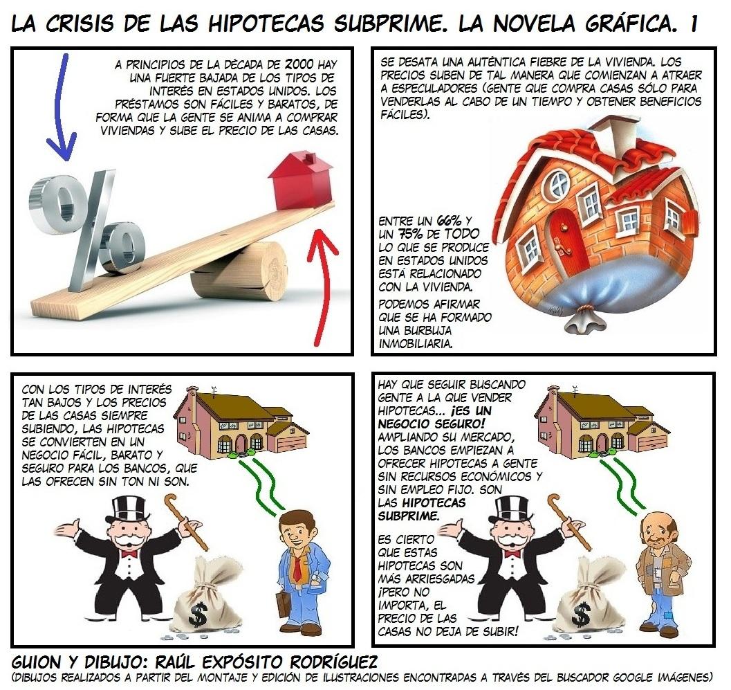 wk 6 subprime mortgage crisis final