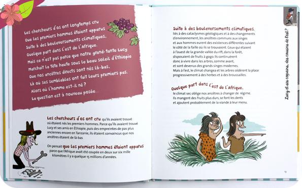 Qui sont nos ancêtres ? Grand singe, homme, ce qu'on ne sait pas encore...de Anna Alter, Brigitte Senut et Caroline Hüe - Le Pommier