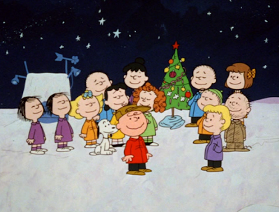 Merry christmas charlie brown but still no peppermint patty