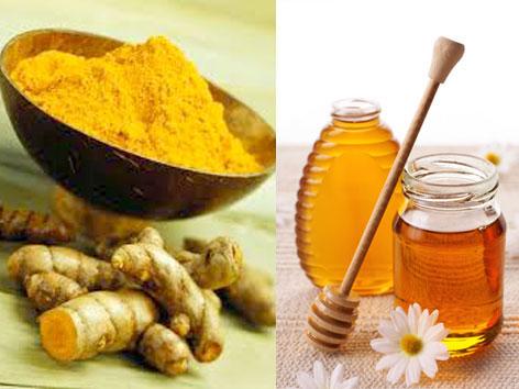 Nếu bạn uống nghệ và mật ong thường xuyên thì vừa bổ dưỡng, an thần lại lành vết loét dạ dày.