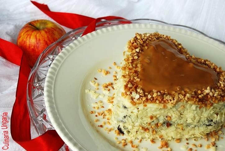 culinaria ungaria kakao torte mit apfel mascarpone. Black Bedroom Furniture Sets. Home Design Ideas
