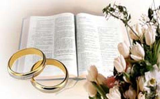 Matrimonio En La Biblia Cristiana : El matrimonio