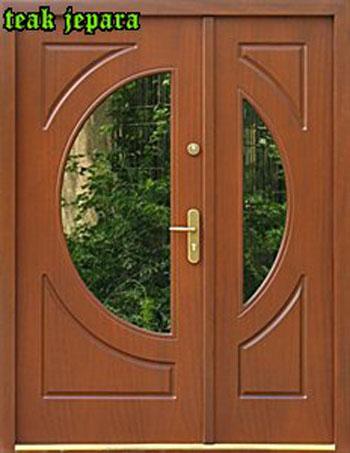 Contoh Gambar Kusen Pintu Ukir Jendela Ventilasi Dangduters