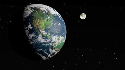 4 Hal yang Akan Terjadi Jika Bulan Meninggalkan Bumi