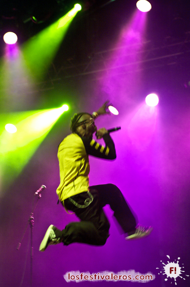 Dubioza, Iboga Summer Festival 2014