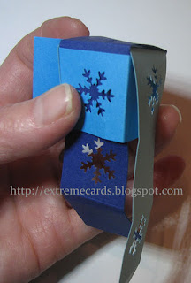 snowflake cube
