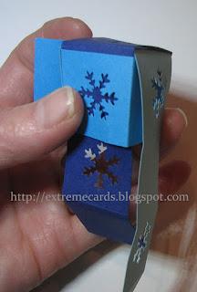 snowflake cube