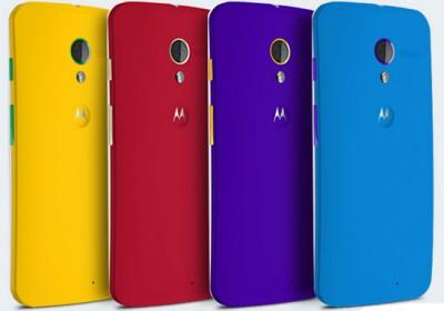 Motorola Moto X+1 Tawarkan 25 Pilihan Casing
