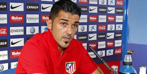 Rencana Mengalahkan hingga Selebrasi Gol David Villa ke Gawang Barca