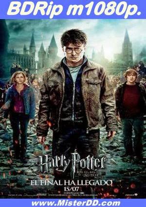 Harry Potter y las reliquias de la Muerte: Parte 2 (2011) [BDRip m1080p.]