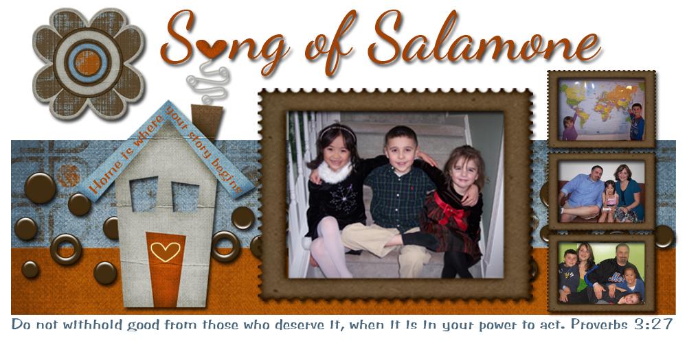 Song of Salamone