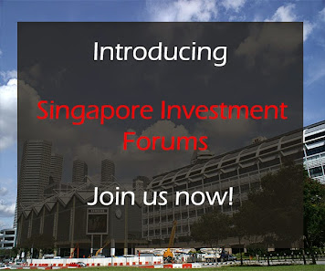 Join us on Singapore Investment Forums