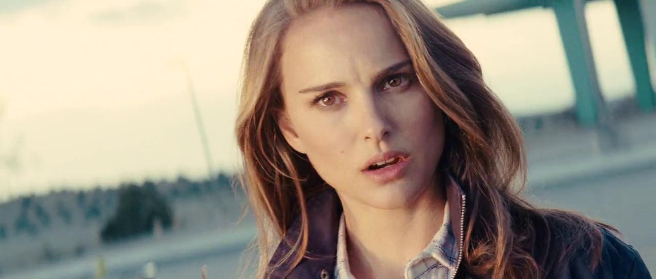 Natalie Portman Thor Movie Image