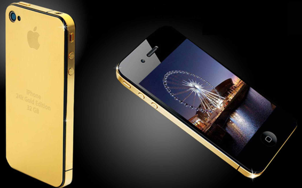 Best 10 Most Expensive And Luxurious Cell Phones